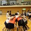 6年生:東海市小学校ドッジボール大会⑥ 高学年準決勝 対横須賀小