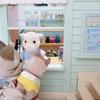 【シルバニア】薬局&食器屋リフォーム【カントリーマーケット】