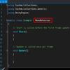 【Unity】Visual Studio で MonoBehaviour などの Unity の機能を認識しない場合