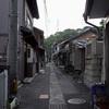 下関市 : 伊崎町周辺、宵待ち散歩。