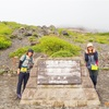 今月は那須岳。まずは茶臼岳へ♪