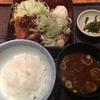 グルメ/『葱屋平吉』:からあげ定食VS味噌カツ定食、、、やっぱりからあげ定食しか食べられないかな?