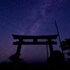 ⛩福井県 鉾島神社で星空を撮影しました⭐
