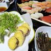 寿司とこしあぶらと私。