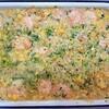 【合格お祝いご飯】栄養満点。野菜たっぷりもんじゃ焼きの作り方。