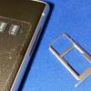 BlackBerry KEY2「デュアルSIM」モデルのプラスマイナス