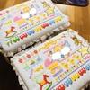 刺繍(クロスステッチ)始めました☆赤ちゃんへのプレゼント☆