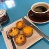 【食@バンコク】カノムで、おしゃれなエッグタルトはいかがでしょうか?