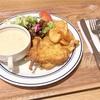 ケンタッキーでカフェ風ランチ♡ 選べるチキンコンビプレート(KFC Plus cafe @センター北)