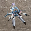 【マクロスΔ】アオシマのバルキリー少女「VF-31J ジークフリード」が凄いでき良さげ!!