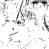 【漫画】ハロー張りネズミの七瀬五郎は、女の腹をマジ蹴りする男w