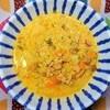 【無水レシピ】【腸活】野菜たっぷり豆乳トマトのもち麦スープの作り方。