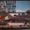 At Music Inn With Sonny Rollins これはMJQのアルバム 夏向きですね