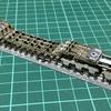 甲府モデル 『シキ180』を作る(ローダウン・補強・回転軸構造変更)その3「車高調整とブレーキ配管」