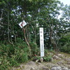 後山のハイク(その2)船木山