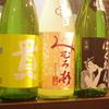新しく日本酒入荷しました♪みむろ杉、貴、ばくれん 神戸三宮の和食は安東へ