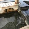 超濃厚な炭酸温泉は、噴出口にいると咳き込むほど。吉川温泉よかたん