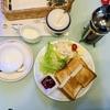 市川。お寺の麓にある老舗喫茶店「つぎはし」ポテトサラダがレタスまで美味しい!