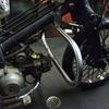 #バイク屋の日常 #ホンダ #スーパーカブ #エンジンガード #ワンオフ #製作中