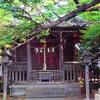 御園(みその)神社で回復
