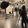 日本に祈りを込めて、プログラム写真撮影