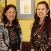 『よし地蔵展』caffe & bar PONTEで明日まで〜やさしいお地蔵様の画と般若心経の世界は祈りと慈愛に満ち溢れている!
