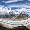 アルプスの氷河が半減、今世紀中に消滅…