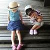 3歳女子トーク