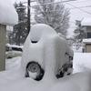 南会津町の冬をなめてた。