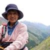 日本 背景は大白木山から見る能郷白山