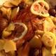 ✴︎銀鮭とキャベツと林檎と栗と平茸の蒸し煮(覚書き)、ヴィーガンなスプリットピースープ