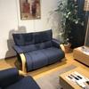 フワフワの座り心地。富士ファニチャーのソファ!!