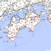 愛媛県、大地震前の不気味なインシデント続出