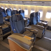 成田→杭州(ANAビジネスクラス)搭乗