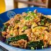 【レシピ】こっくり旨辛♬ズッキーニの豚キムチーズ炒め♬