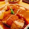 ランチ日記 #99 まえ田の角煮肉じゃがデミグラスソース