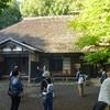 文化の秋 聴覚障害者が江戸東京たてもの園見学