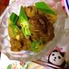 焼き茄子とオクラのトロンと夏野菜マリネ