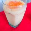【フルーツスムージーレシピ】おいしさの秘密は豆乳とオレンジマーマレード!