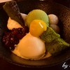 ひがし茶屋街メインストリートを二階から望むカフェ波結で贅沢な時間を過ごす。(hayuwa, Kanazawa, higashichayagai)