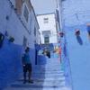 モロッコ - 青い幻想の街 シャウエンへ-
