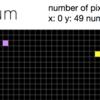 Ethereum Blockchain 上の「ピクセル」のオーナーになれるサービス Pixereum.io