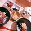 【グルメ】ハーフ&ハーフのお得感ある美味しいお茶漬けを食べてみた♪