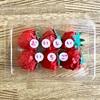 【いちごの折り紙工作♪】子供のお店やさんごっこにも使える簡単☆手作り苺の作り方