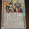 三月大歌舞伎夜の部鑑賞・・・初めてツアーに参加