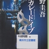東野圭吾の『マスカレード・イブ』を読んだ