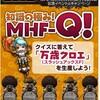 知識の極み!MHF-Q!