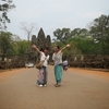 【カンボジア女子一人旅】アリババパンツで快適なカンボジア旅行 d(・∀・○)