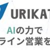~AIの力でオンライン営業を強化~ オンラインサーベイツール『ウリカタ(Urikata)』 サービス開始