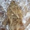 自然菜園 六条大麦を自家焙煎